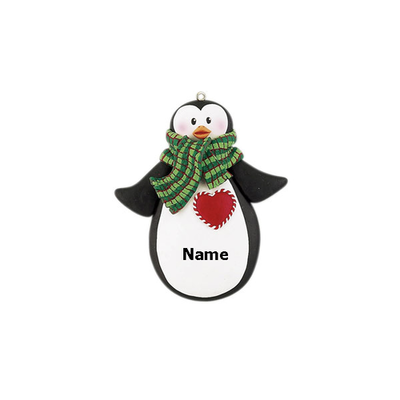 Country Christmas Penguin