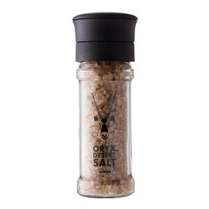 Oryx Desert Smoked Salt – cold smoked with French Oak