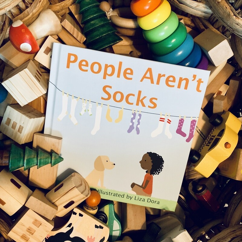 People Aren't Socks