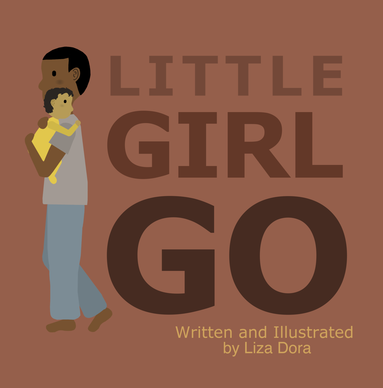 Little Girl Go (Preorder)