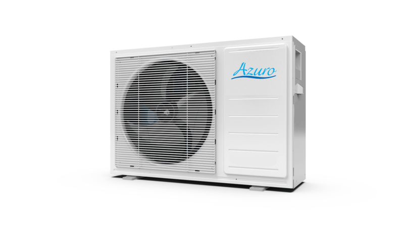 4.6KW Air Source Heat Pump With Defrost Function