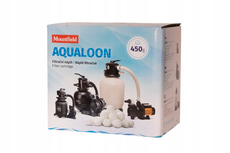 Aqualoon®  Filter Material