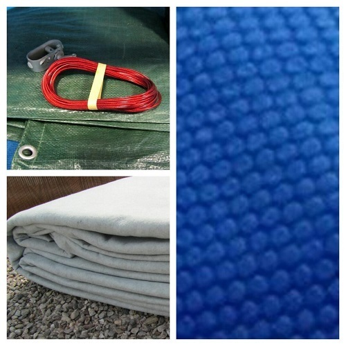 7.3m x 3.7m Pool Accessory Bundle