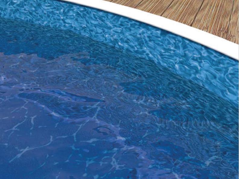 5.5m x 3.7m x 1.2m Pool Liner