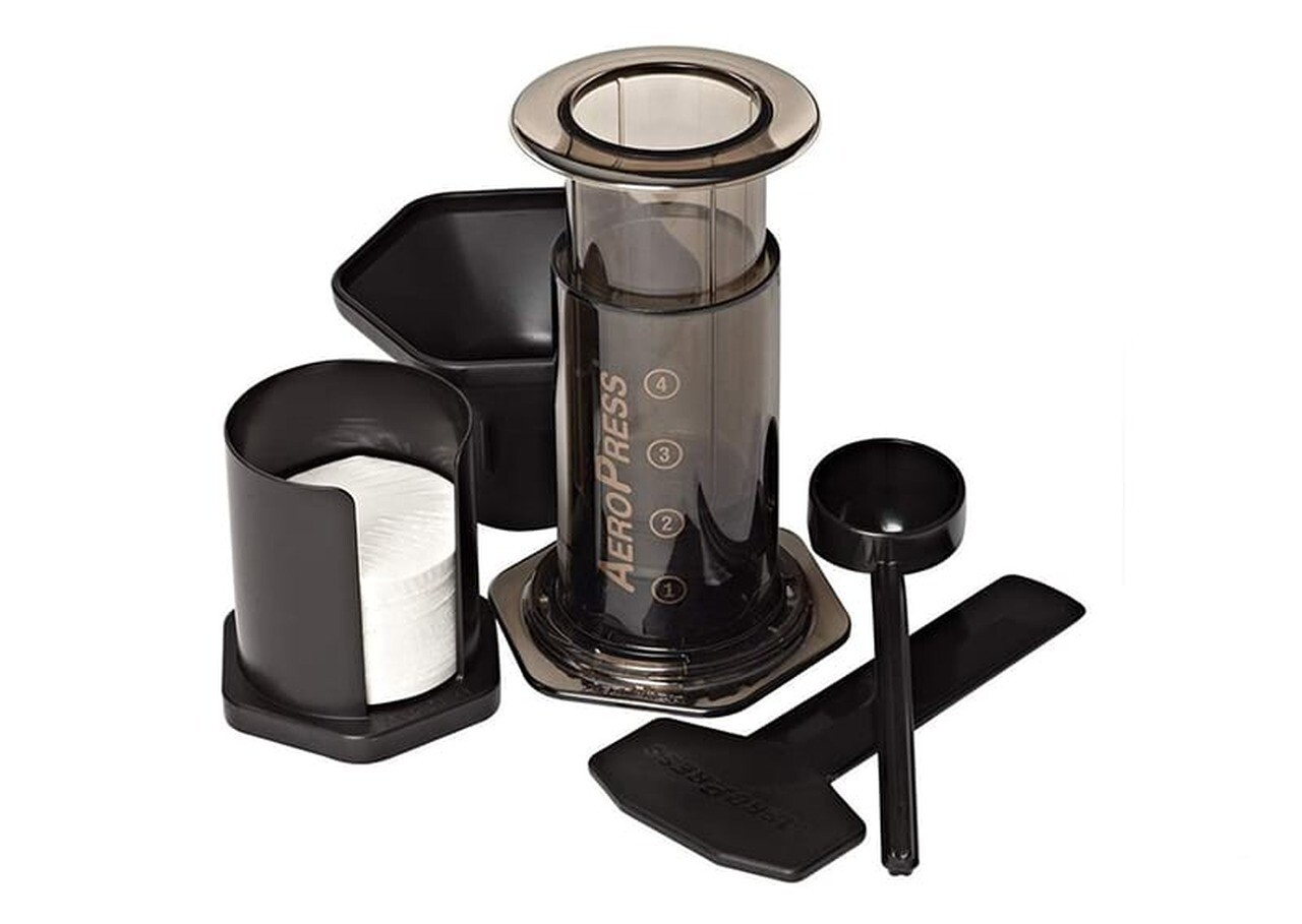 Aeropress Coffee Maker Inc 250g Bag of Coffee  ( state if ground Required)