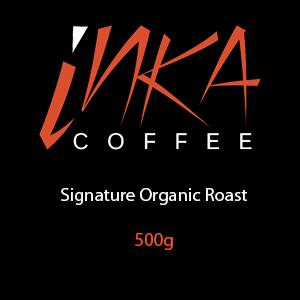Signature Organic Roast 500g