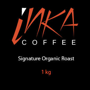 Signature Organic Roast  1kg