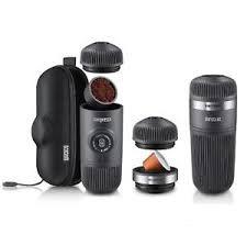Wacaco Nanopresso Barista AND Nespresso* Adaptor Kit Combo with 500g Inka Coffee