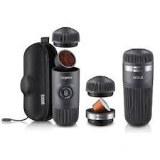 Wacaco Nanopresso Barista AND Nespresso* Adaptor Kit Combo with 500g Inka Coffee