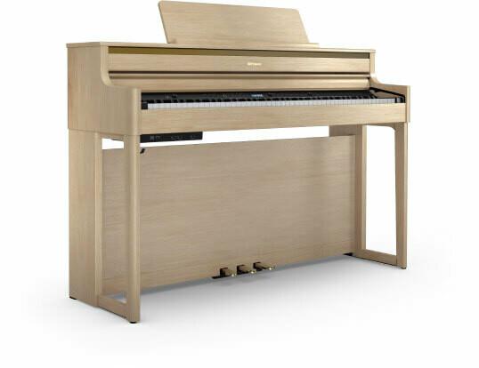 Roland Digital Piano HP704 Oak