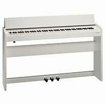 Roland Digital Piano F140R - White
