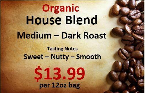 Organic House Blend