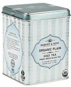 Organic Black Fresh Brew Iced Tea