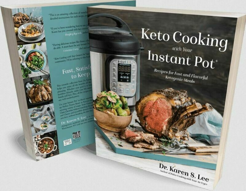 Cookbook - Keto Cooking with your Instant Pot