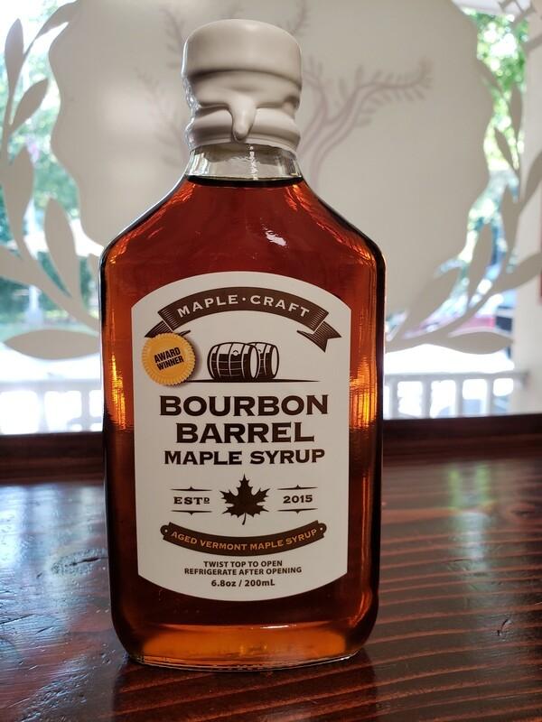 Maple Syrup - Bourbon Barrel