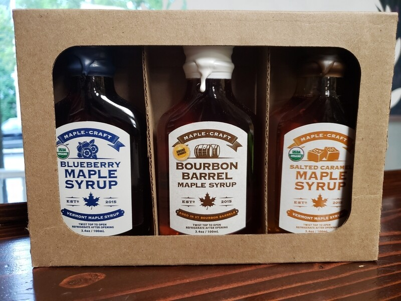 Maple Syrup -