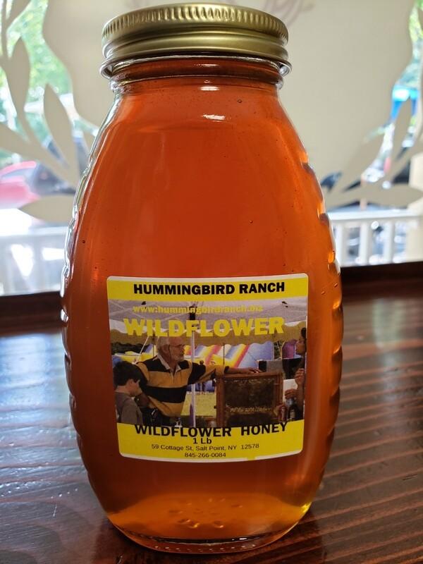 Local Wildflower Honey - 1 lb