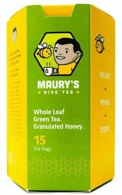 Maury's Green Glory Tea