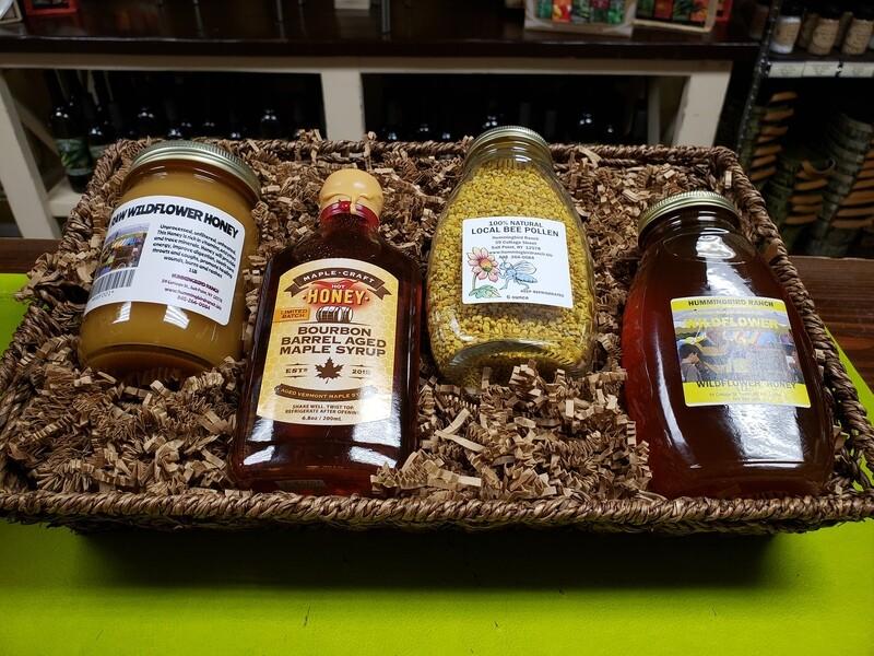 Local Honey Market Tray