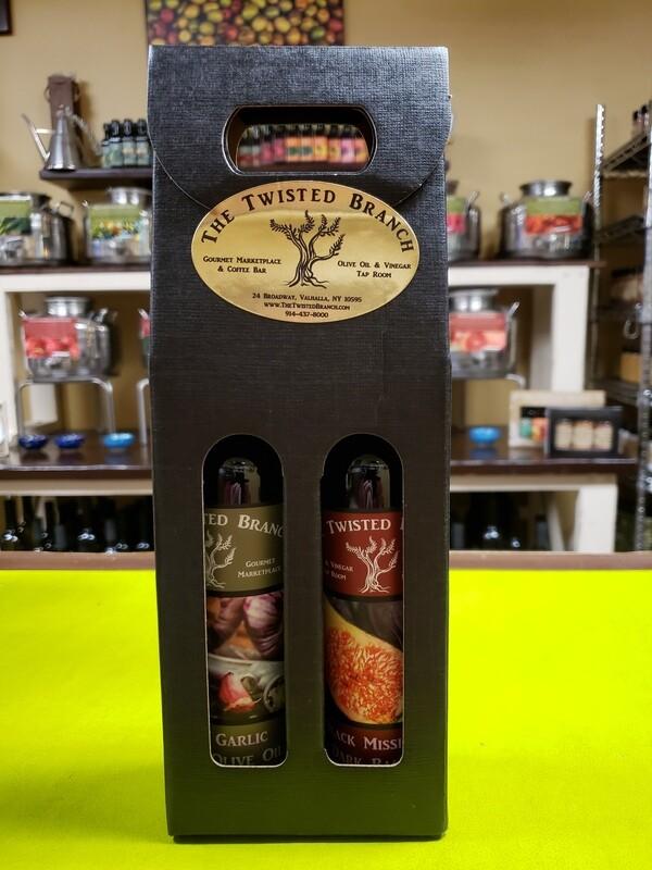 Oil & Vinegar Tote Gift Box - 2 (200ml)