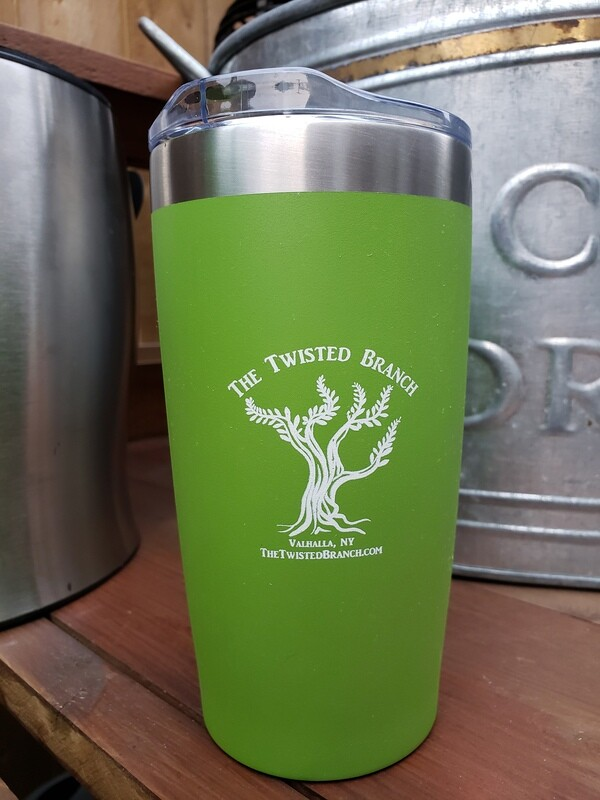 Twisted Branch Reusable Travel Cup - Hot & Cold