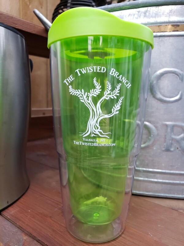 Twisted Branch Reusable Travel Cup - Cold