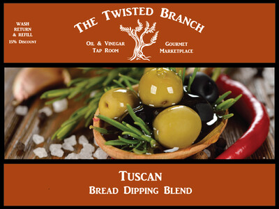 Tuscan Bread Dipping Oil