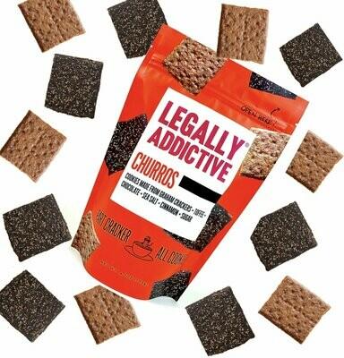 Legally Addictive - Churros