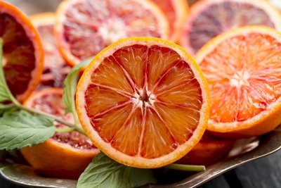 Blood Orange Dark Balsamic