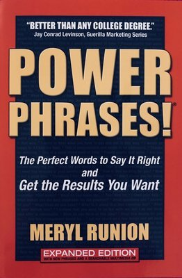 Power Phrases (CD included with book!)