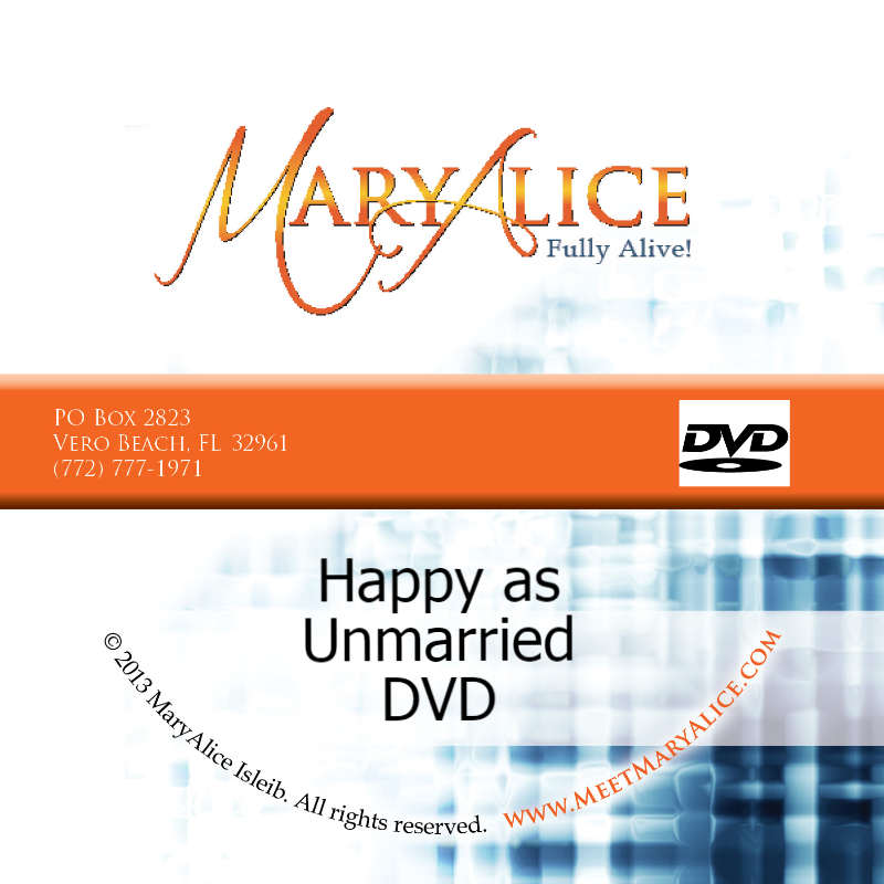 Happy as Unmarried DVD