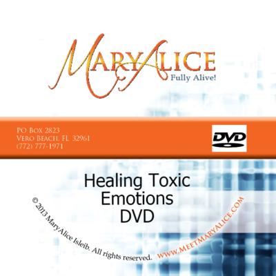 Healing Toxic Emotions DVD