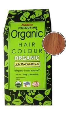 Light Reddish Blonde