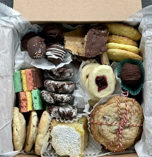 Assorted Box of Cookies