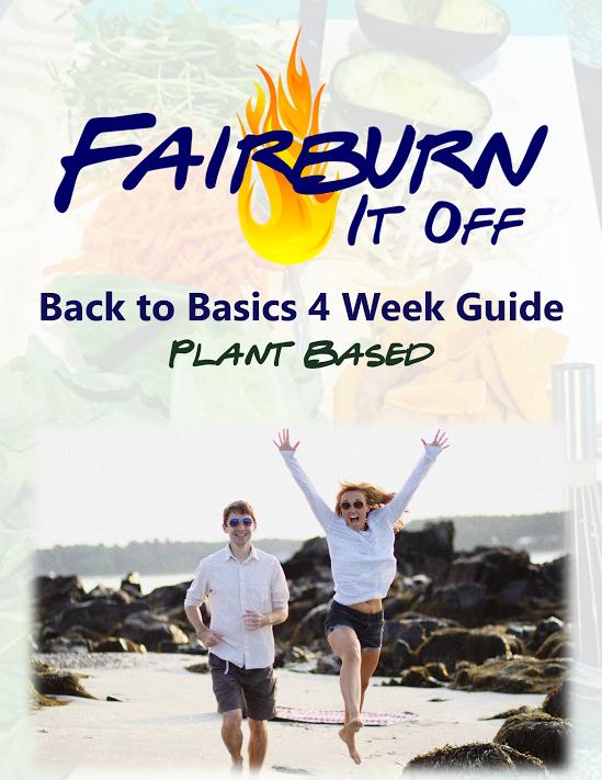 Back to Basics 4 Week PLANT-BASED Nutrition Guide