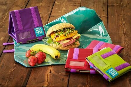 Reusable Lunch Wraps
