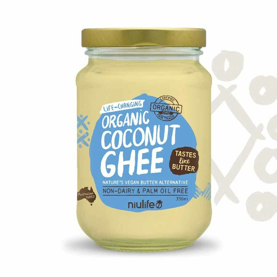 COCONUT GHEE 350ML ORGANIC