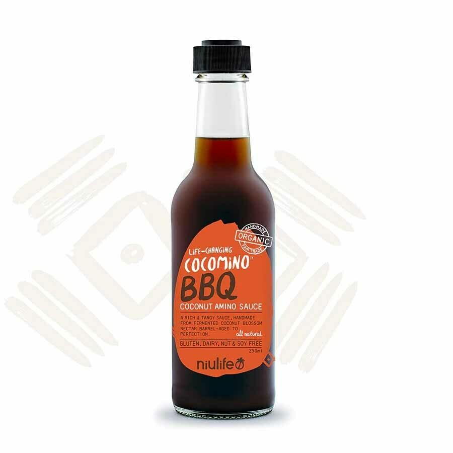 COCONUT BBQ SAUCE 250ml