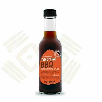 COCONUT BBQ SAUCE 250ml