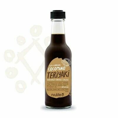 COCONUT TERIYAKI SAUCE 250ml