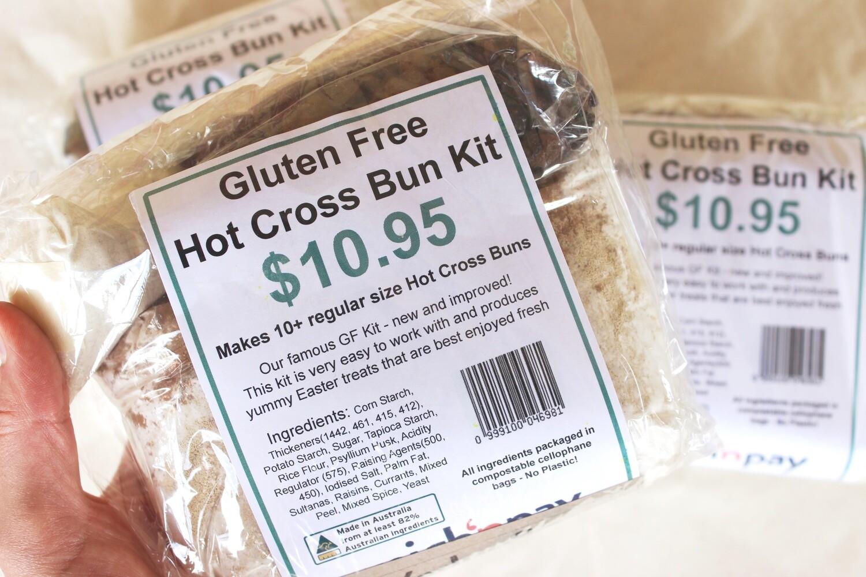 Gluten Free Hot Cross Bun Ki