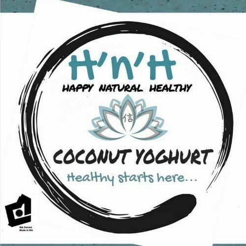 HnH Coconut Yoghurt