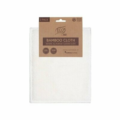 Bamboo Cloth Eco Basics Set of 3