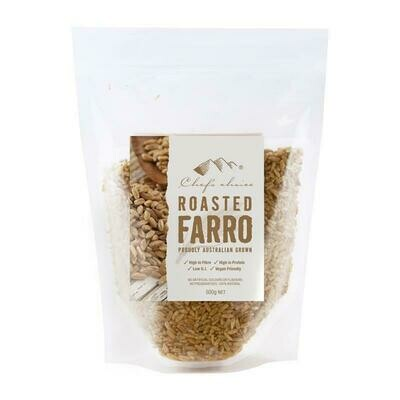 FARRO WHOLE ROASTED 500g