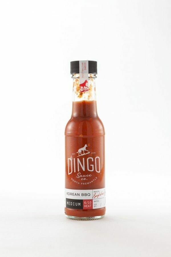 Korean BBQ - Dingo Sauce Co