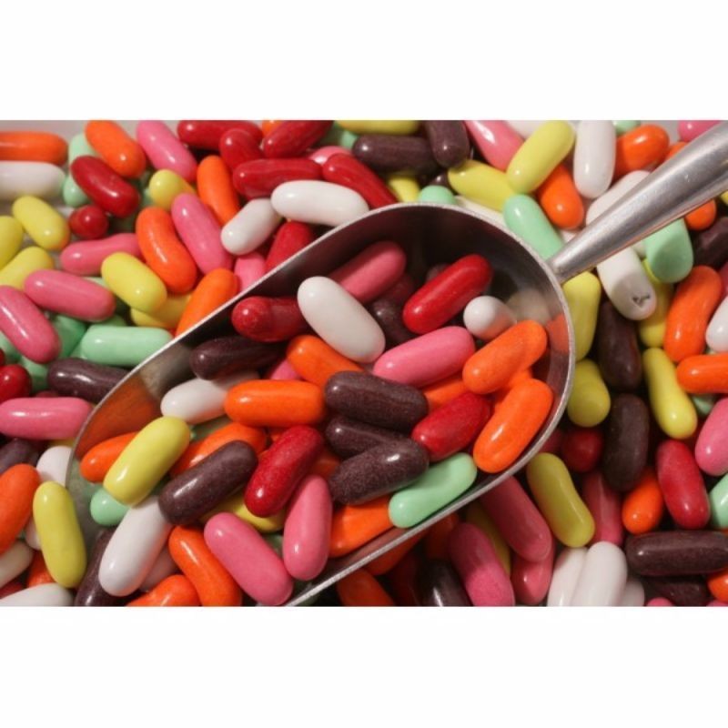CANDY BULLETS