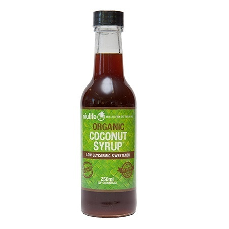 COCONUT SYRUP NIULIFE
