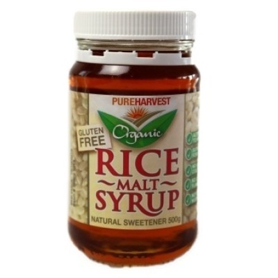 RICE MALT SYRUP PURE HARVEST