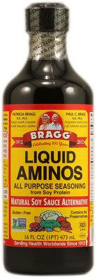 LIQUID AMINOS ALL PURPOSE SEASONING BRAGGS 473ml