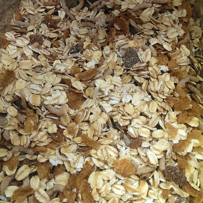 MUESLI TRADITIONAL